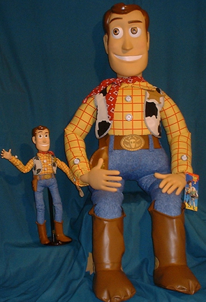 the gallery for gt toy story woody doll original
